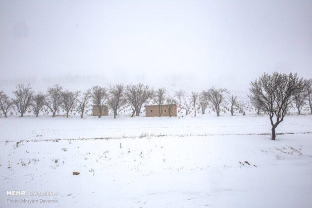Iran in Winter