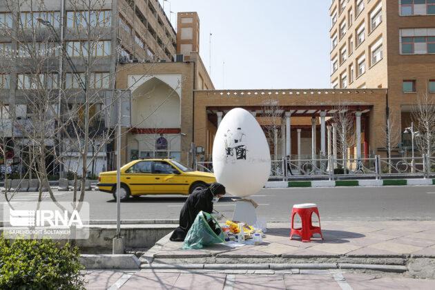 Tehran Gets More Colourful for Nowruz Despite Corona Outbreak 4