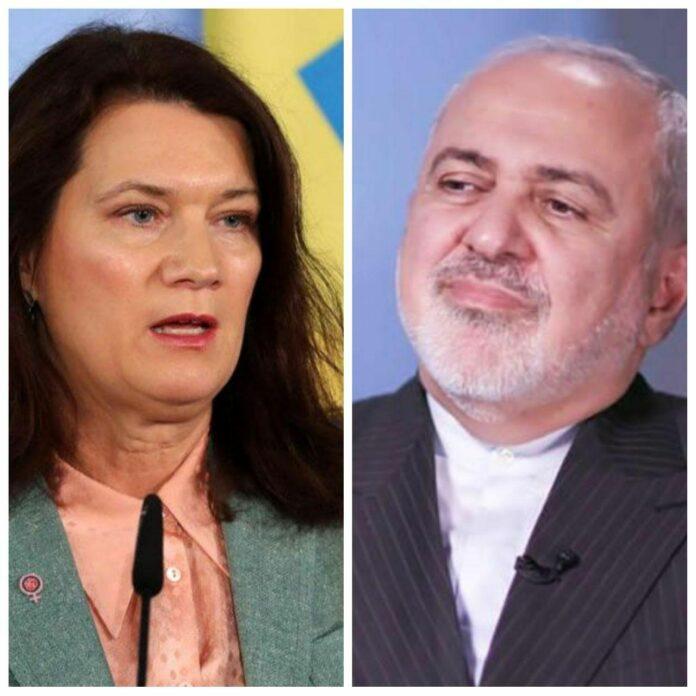 Top Iranian, Swedish Diplomats Hold Talks
