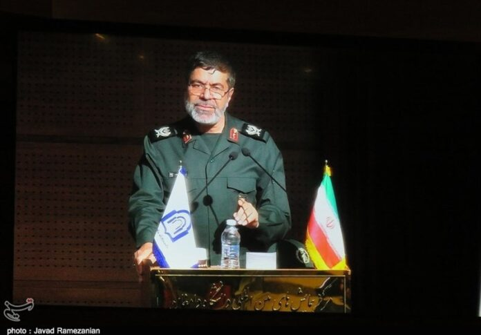 100,000 IRGC Forces Fighting Coronavirus in Iran: Spokesman