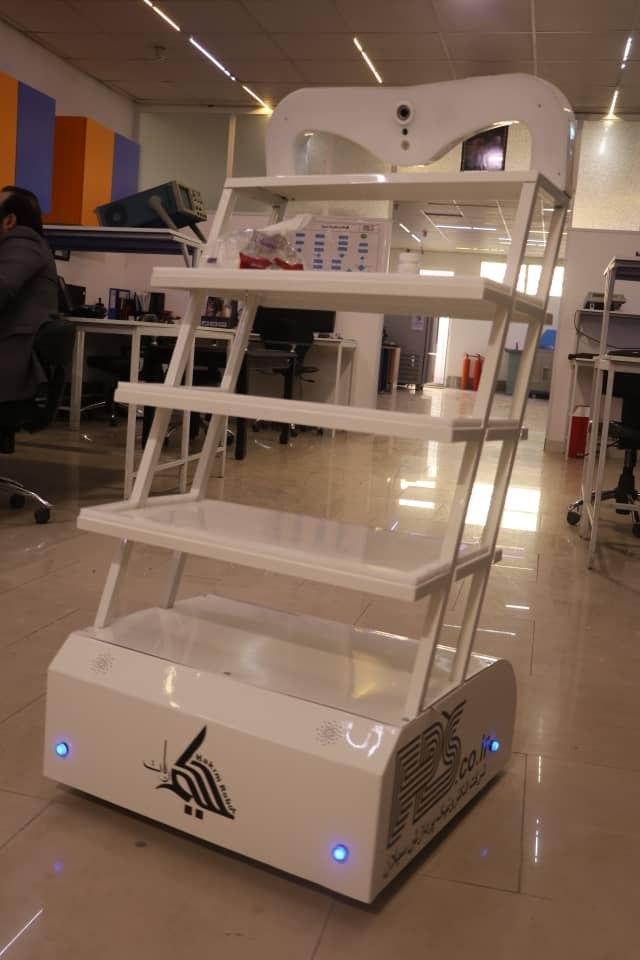 Iran Unveils Robotic Nurse amid COVID-19 Outbreak
