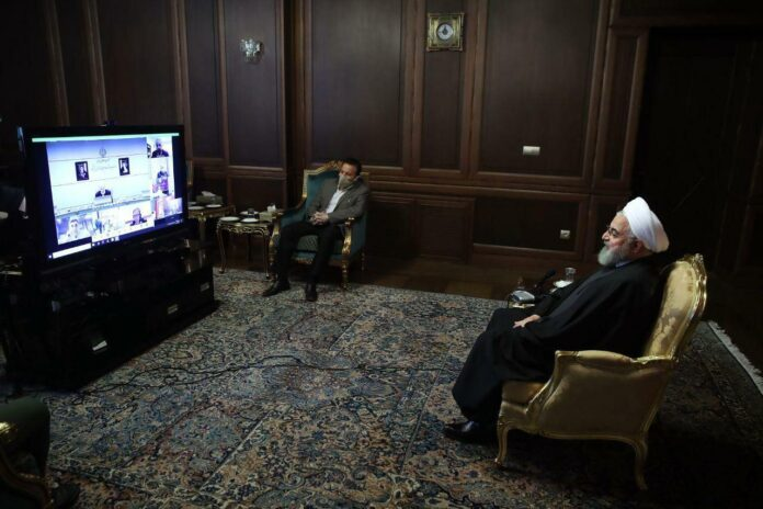 Rouhani Hails Leader's Decree Urging Armed Forces to Form Health Base