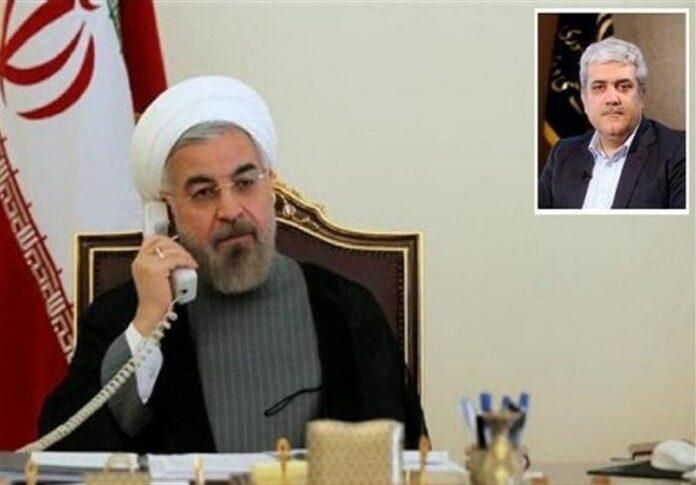President Briefed on Iran's Scientific Programs to Contain COVID-19