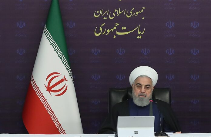 Rouhani Decries US Bid to Extend Iran Arms Embargo