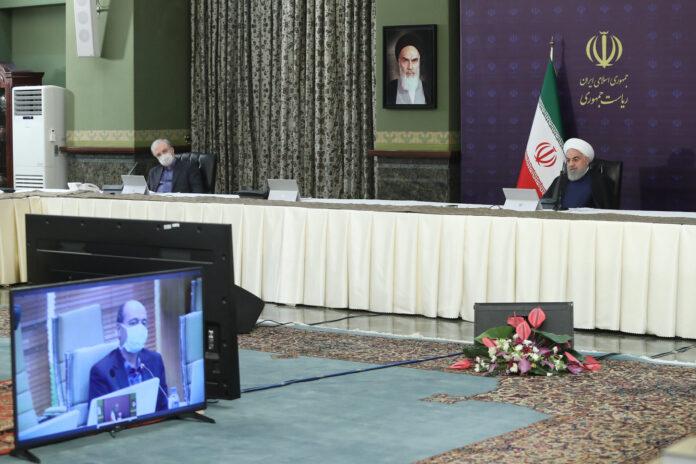 Iran President Calls for Efforts to Develop Coronavirus Vaccine