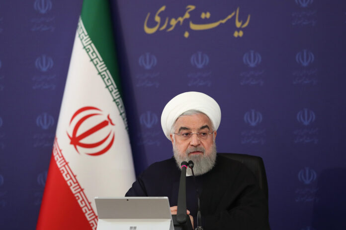 Iran's President Calls for Strict Abidance by Health Protocols to Fight COVID-19