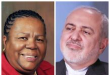 South Africa Expresses Solidarity with Iran amid COVID-19 Pandemic