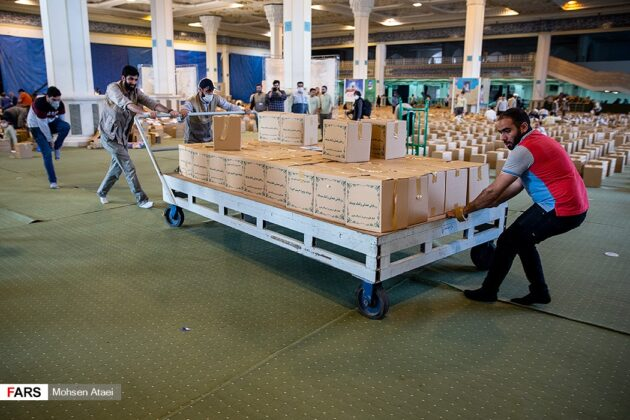 Iran Distributing Millions of Aid Packages amid COVID-19 Outbreak
