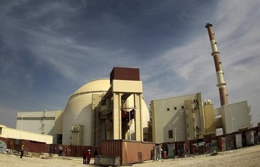 Iran's Bushehr Nuclear Power Plant Gets Refueled