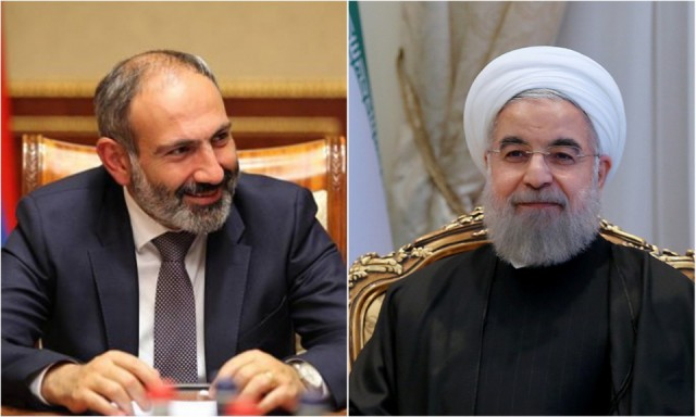 Iran Says Ready to Send Ventilators, Masks to Armenia