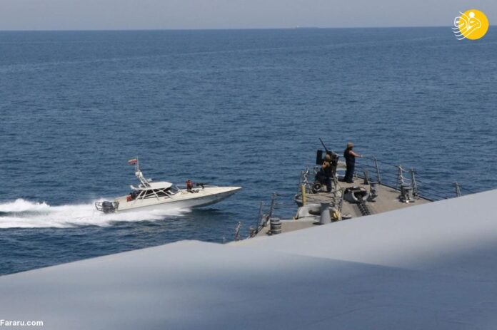 IRGC Dismisses US Account of April 15 Incidents in Persian Gulf