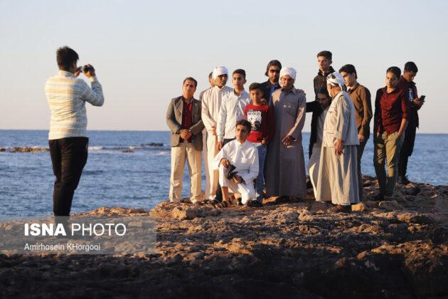 Abu Musa Island, southern Iran