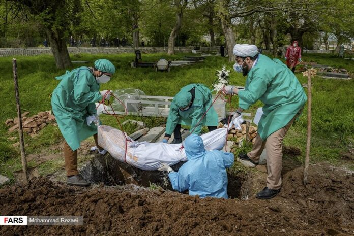 Iran Sets New One-Day Record for COVID-19 Fatalities
