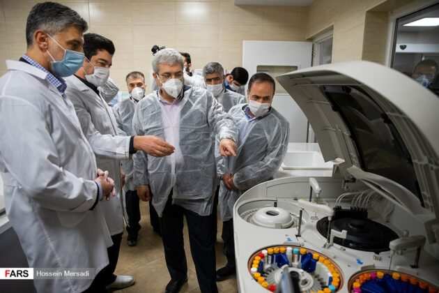 Iran Starts Mass Producing PCR, Serologic COVID-19 Diagnostic Kits