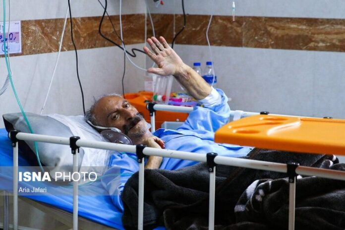 COVID-19 in Iran: Over 22,000 Patients Recover