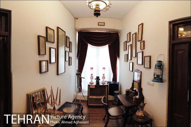 Century-Old Café in Tehran, Popular Hangout for Book Readers