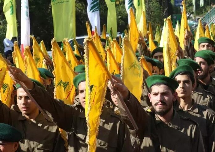Iran Condemns German Ban on Lebanon's Hezbollah