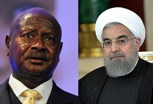 Iran Ready for Unlimited Expansion of Ties with Uganda