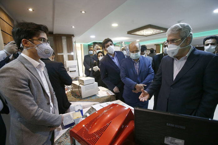 Iran Unveils 6 Homegrown Products for Coronavirus Fight