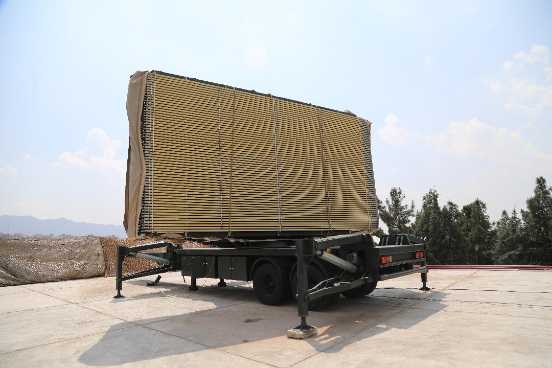 Iran Unveils Two Modern Strategic Radar Systems