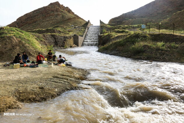Dam in Iran Full after Water Crisis