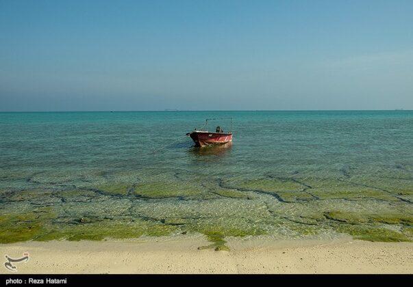Kharg Island, Persian Gulf