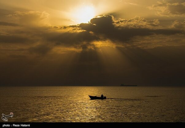 Iran Waters