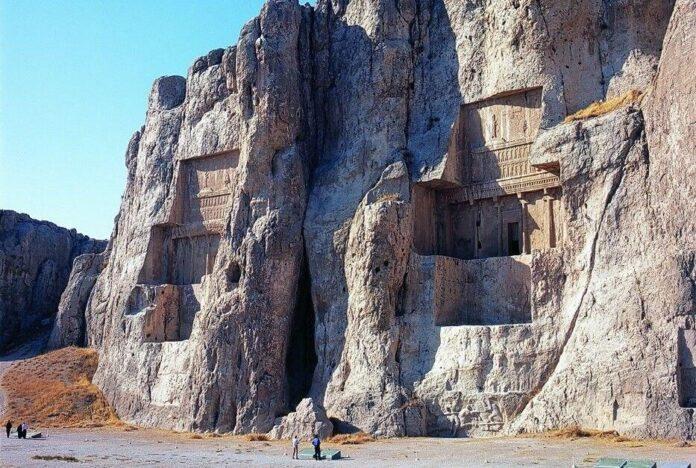 New Sassanid Inscription Found in Iran's Ancient Site Naqsh-e Rustam