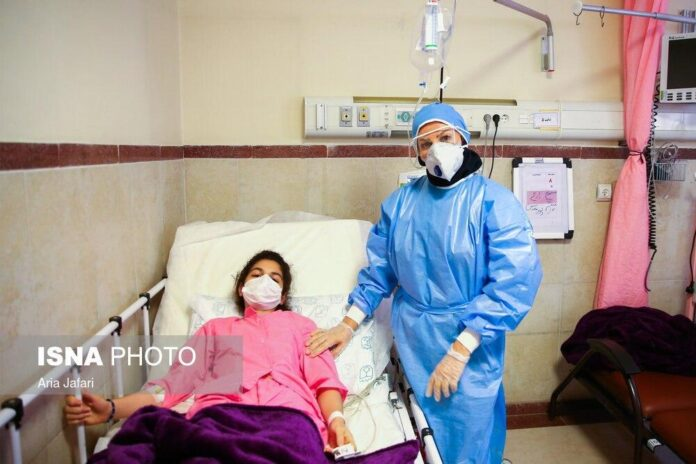 Number of Iran's New COVID-19 Cases Drops for 8th Day in Row