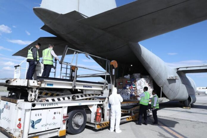 Over 100 Shipments of Goods Needed to Counter COVID-19 Cleared at Tehran Airport