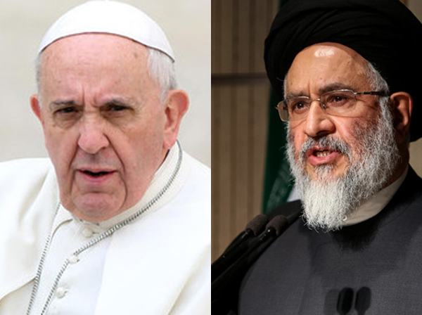 Pope Francis Urges US to Lift Iran Sanctions amid COVID-19 Outbreak