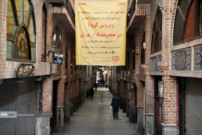 Prolonged Shutdown in Iran May Leave 4 Million Jobless, Spokesman Warns