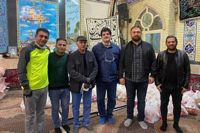 Several Natl. Icons Rush to Help Needy Amid COVID-19 Outbreak in Iran