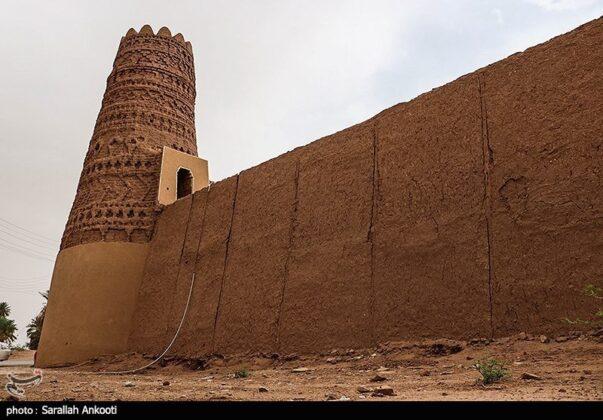 Shafi'abad Caravanserai 23