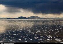 Water Level of Urmia Lake Rises by 25 Percent