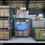 WFP Delivers Aid Packages to Iran