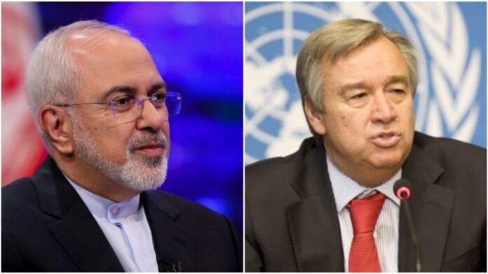 UN Chief Hails Iran's Efforts for Yemen Ceasefire
