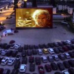 Iran's First Drive-in Cinema Launched amid COVID-19 Pandemic