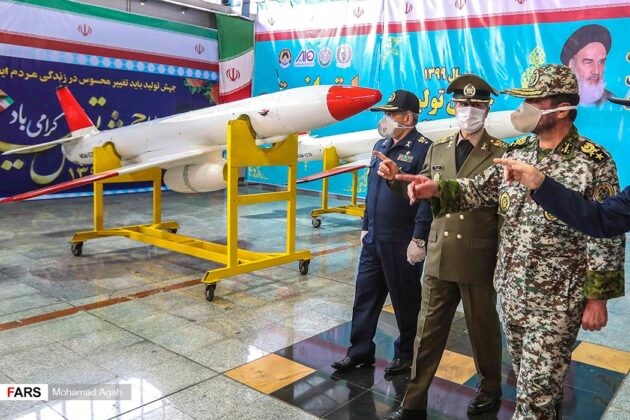 Iranian Army Equipped with New Combat, Surveillance Drones