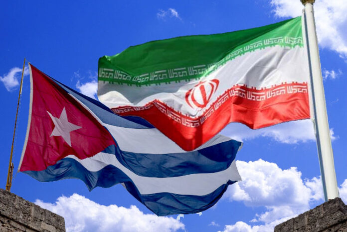 Iranian, Cuban FMs Discuss Cooperation against COVID-19