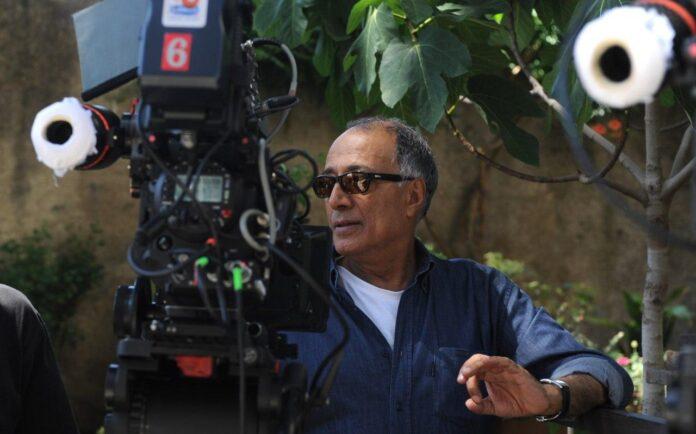Iranian filmmaker Kiarostami