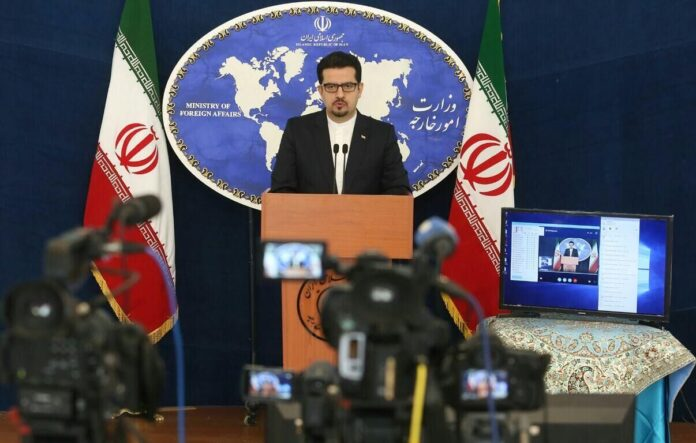 Tehran Raps Saudi Arabia, Bahrain for Backing US Anti-Iran Stance