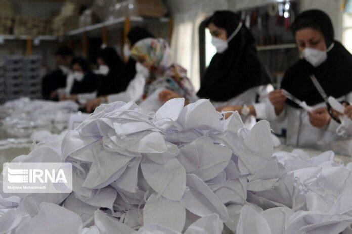 Iran Using Homegrown Radiation System to Sterilize Masks, Foodstuff