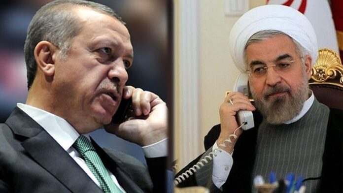 Rouhani, Erdogan Discuss Enhanced Cooperation in Face of US Sanctions