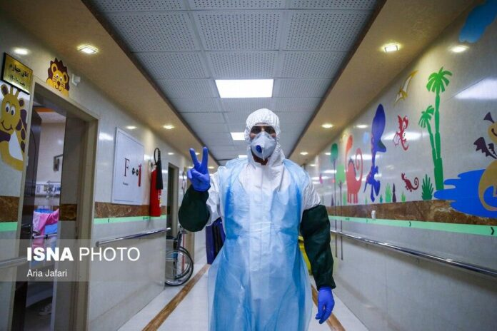 104,000 COVID-19 Patients Discharged from Iran Hospitals after Full Recovery