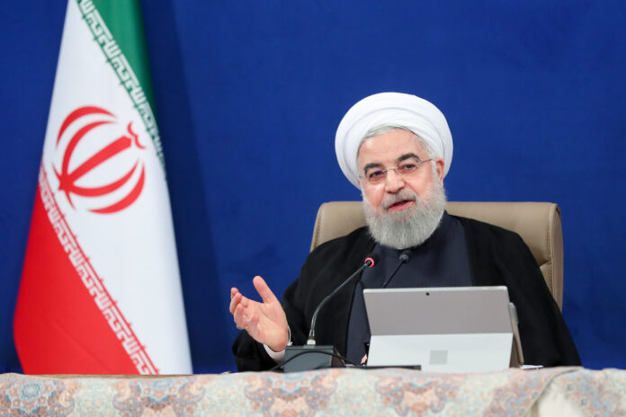 Rouhani Condemns US for Sanctions on Medical Supplies