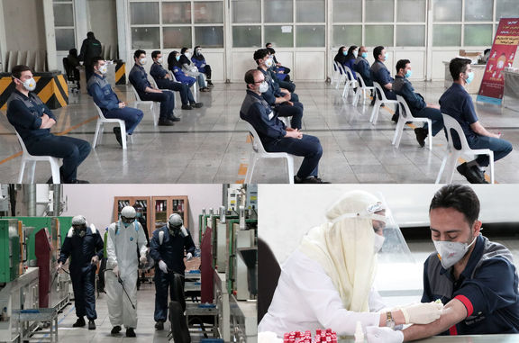 2nd Phase of Screening for Coronavirus Kicks Off in Tehran