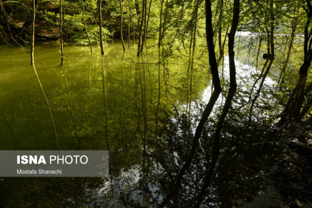 Churat Lake Filled with Water 1