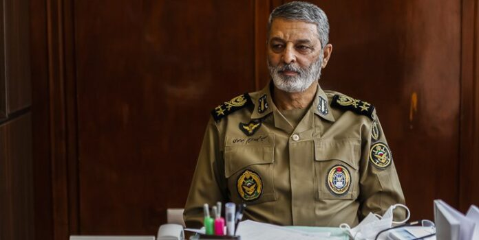 Iran Army Chief: 4 Military Teams Investigating Naval Tragedy