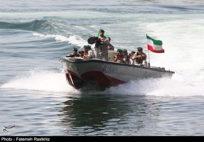 Iran Says Will Contonue Regular Naval Missions in Persian Gulf
